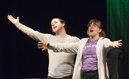 Northeast theatre students nominated for prestigious acting scholarship