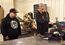 Northeast in South Sioux City fills the need of training welders