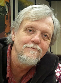 Poet Sanders to read at Visiting Writers event