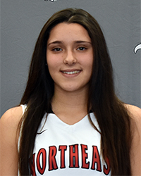 Sanz named ICCAC Athlete of the Week