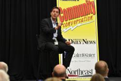 "Northeast hosts Sasse for ""Community Conversation"""