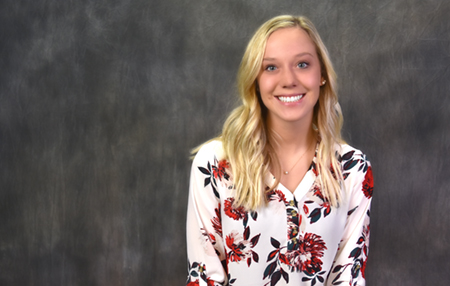 Pierce student named TRIO Student of the Month