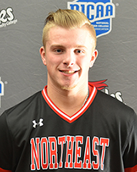 Northeast's Smith named ICCAC Athlete of the Week
