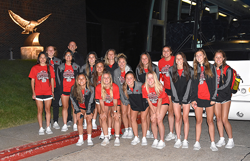 Women's Soccer Team Heads to Nationals