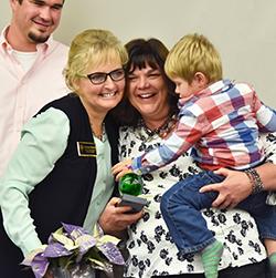 Northeast honors farm crisis hotline coordinator