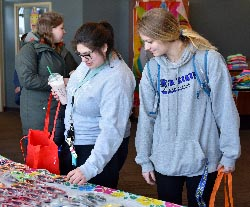 Northeast students prepare for spring break