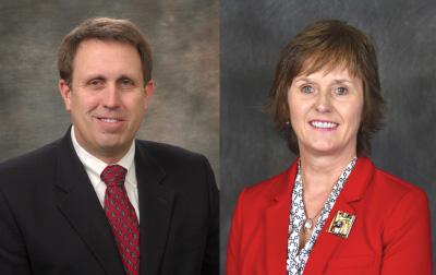 ACCT honors Anderson and Reikofski