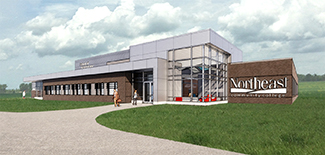 25th Northeast vet tech class will be the first in new clinic facility