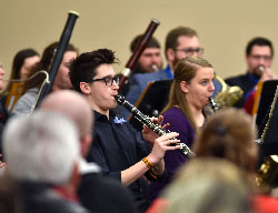 Spring concert to be held at Northeast